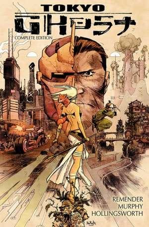 Tokyo Ghost Deluxe Edition de Rick Remender
