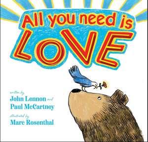 All You Need Is Love de John Lennon