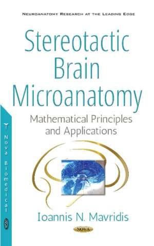 Stereotactic Brain Microanatomy
