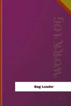 Bag Loader Work Log de Logs, Orange