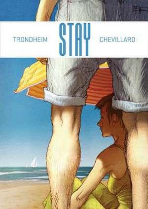 Stay de Lewis Trondheim