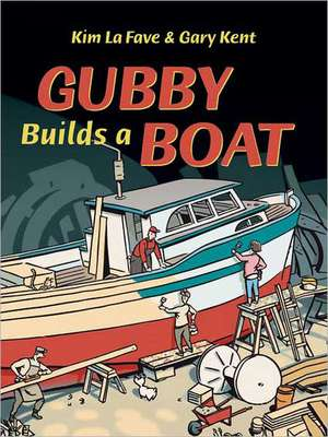 Gubby Builds a Boat