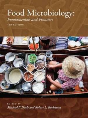 Food Microbiology de Michael P. Doyle