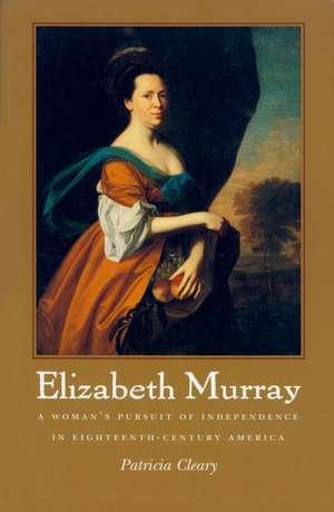 Elizabeth Murray de Patricia Cleary