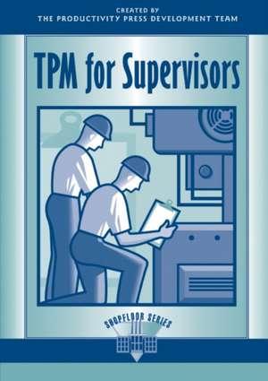 TPM for Supervisors imagine