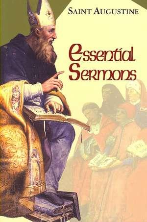 Essential Sermons de Saint Augustine