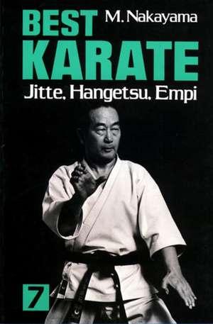 Best Karate Volume 7 de Masatoshi Nakayama