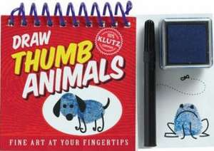 Klutz: Draw Thumb Animals