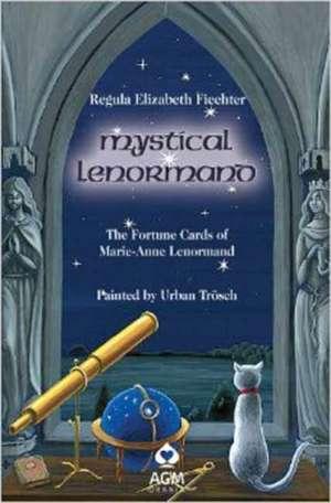 Mystical Lenormand de Regula Elizabeth Fiechter