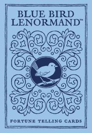 Blue Bird Lenormand de Stuart S. Kaplan