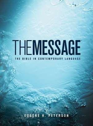Message-MS-Numbered:  On Being and Making Followers of Christ de Eugene H. Peterson