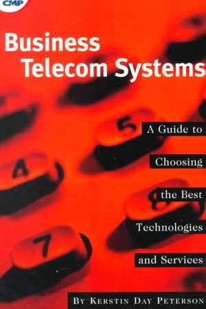 Business Telecom Systems de Kerstin Petersen