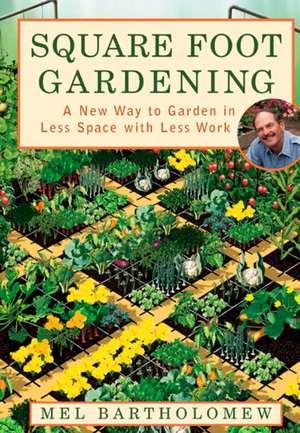 Square Foot Gardening imagine