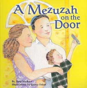 A Mezuzah on the Door