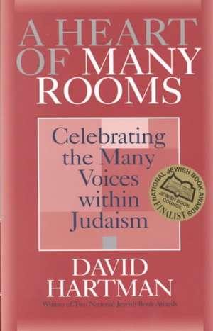 A Heart of Many Rooms de David Hartman