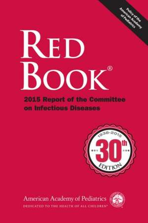 Red Book 2015 imagine