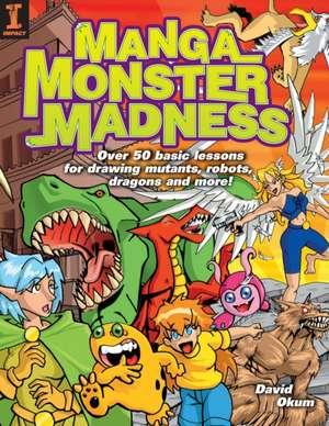 Manga Monster Madness imagine