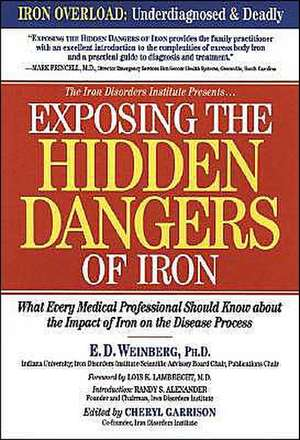 Exposing the Hidden Dangers of Iron