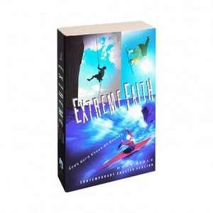 Extreme Faith Youth Bible-CEV de American Bible Society