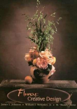 Flowers:  Creative Design de James L. Johnson