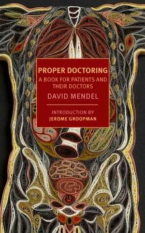 Proper Doctoring