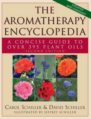 The Aromatherapy Encyclopedia imagine