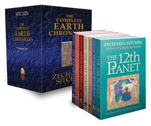 The Complete Earth Chronicles