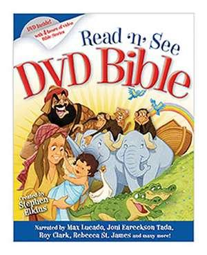 Read-n-See DVD Bible