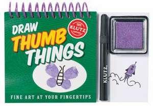 Draw Thumb Things