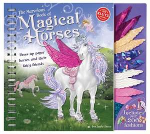 Klutz: The Marvelous Book of Magical Horses