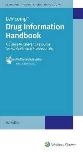 Drug Information Handbook imagine
