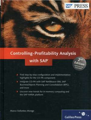 Controlling-Profitability Analysis with SAP de Marco Sisfontes-Monge