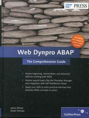 Web Dynpro ABAP de James Wood