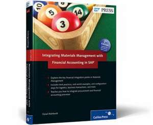 Integrating Materials Management with Financial Accounting in SAP de Faisal Mahboob