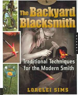 The Backyard Blacksmith imagine
