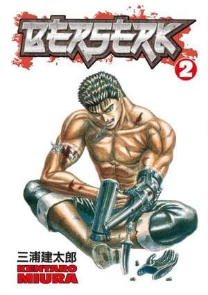 Berserk Volume 2 de Kentaro Miura