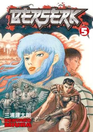 Berserk Volume 5 de Kentaro Miura