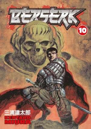 Berserk Volume 10 de Kentaro Miura