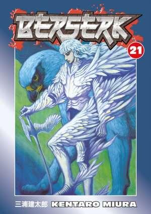 Berserk Volume 21 de Kentaro Miura