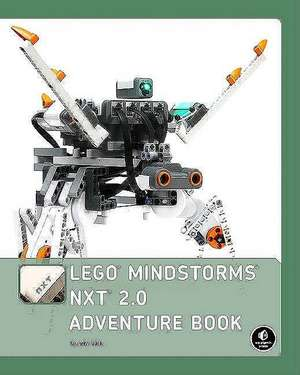 The Lego Mindstorms Nxt 2.0 Discovery Book de Laurens Valk