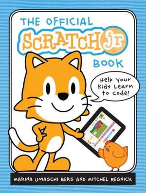The Official Scratch Jr. Book