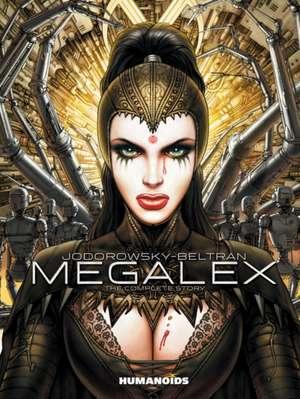 Megalex de Alejandro Jodorowsky