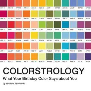 Colorstrology de Michele Bernhardt