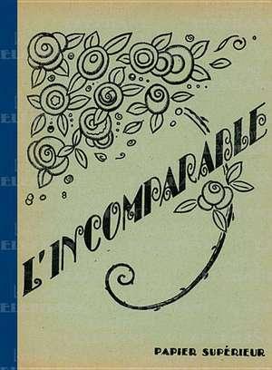 Incomparable French Journal de Blue Lantern Publishing