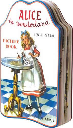 Alice in Wonderland Picture Book de Lewis Carroll