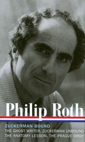 Philip Roth:  A Trilogy and Epilogue 1979-1985 de Philip Roth