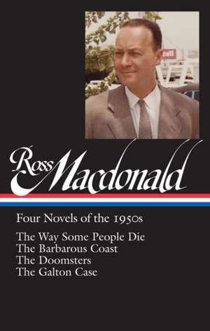 Ross MacDonald:  (Library of America #264) de Ross Macdonald