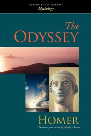 The Odyssey--Church Translation de Homer