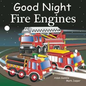 Good Night Fire Engines de Adam Gamble
