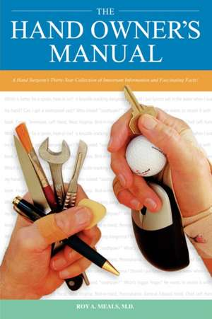 The Hand Owner S Manual